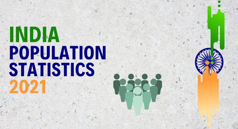 India Population Statistics 2021