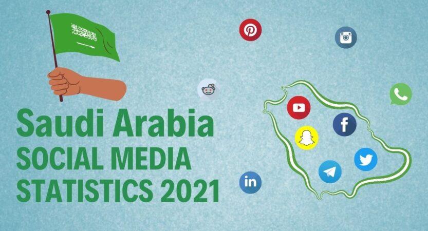 Saudi Arabia Social Media Statistics 2021